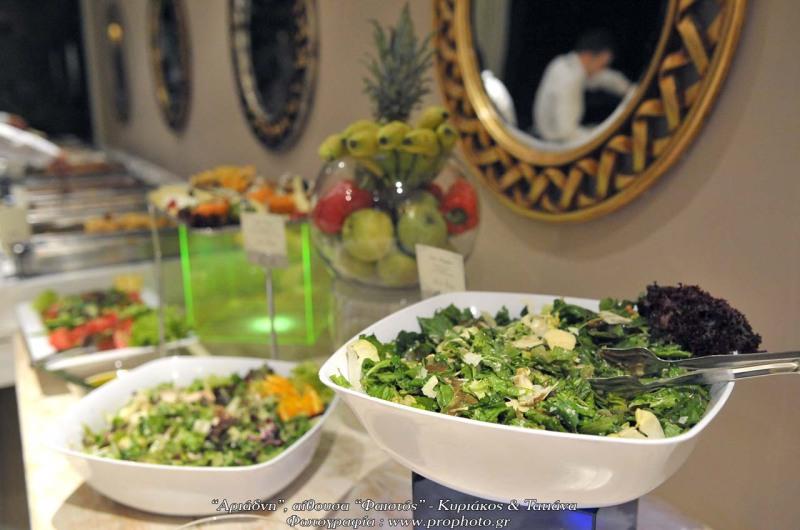 Δροσιστικές σαλάτες