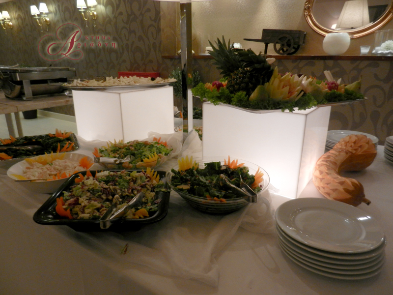 Γευστικές σαλάτες