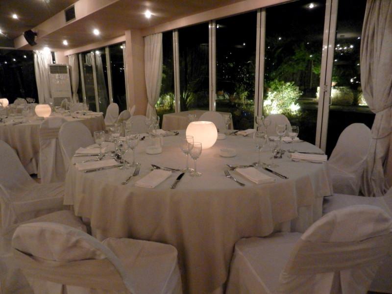 Όλα έτοιμα για τη βραδιά που οι άνθρωποι του κτήματος Αριάδνη και του Anais club κόβουν την πίτα για το 2015