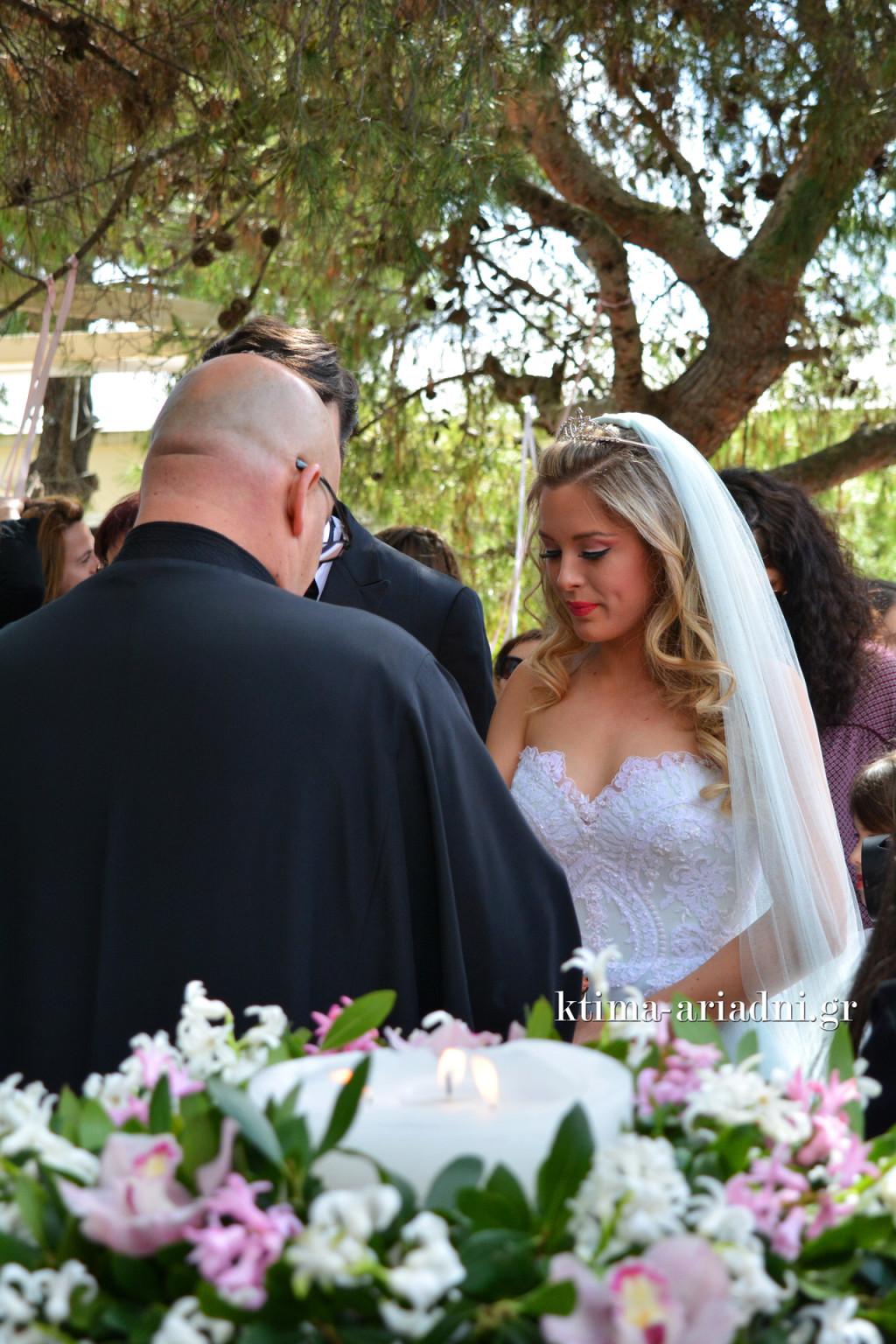 Στιγμιότυπα από τον γάμο της Barbie και του Ken
