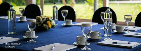 Corporate events στο κτήμα Αριάδνη στην Βαρυμπόμπη. Γιατί οι εταιρικές εκδηλώσεις έχουν απαιτήσεις που εμείς γνωρίζουμε να τις καλύπτουμε με επαγγελματισμό και συνέπεια.