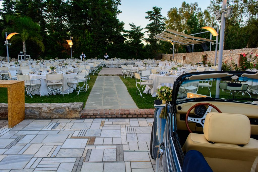 rustic chic wedding γάμος και δεξίωση στο ktima ariadni