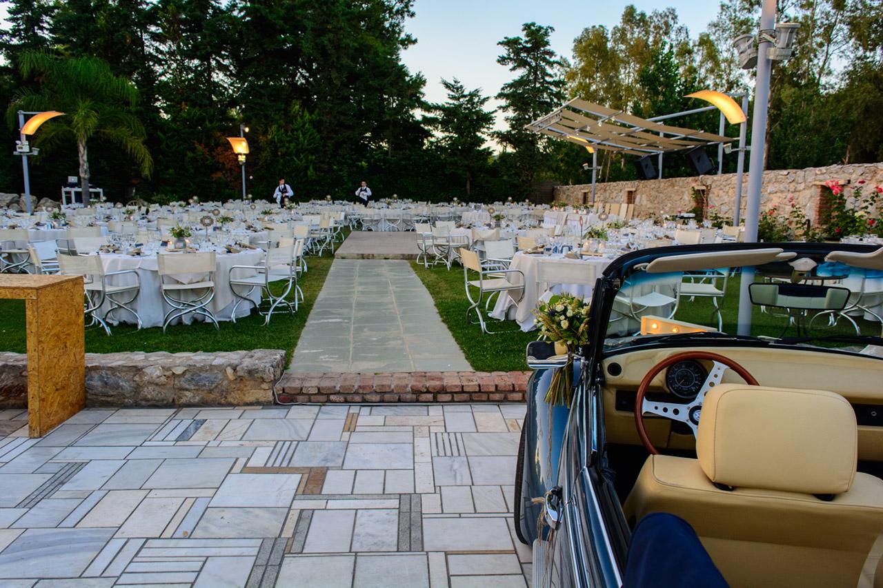 Rustic chic γάμος στο κτήμα Αριάδνη