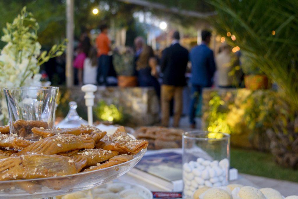 γαμήλιο πάρτυ gamilio party ktima trapezi efxon kerasmata