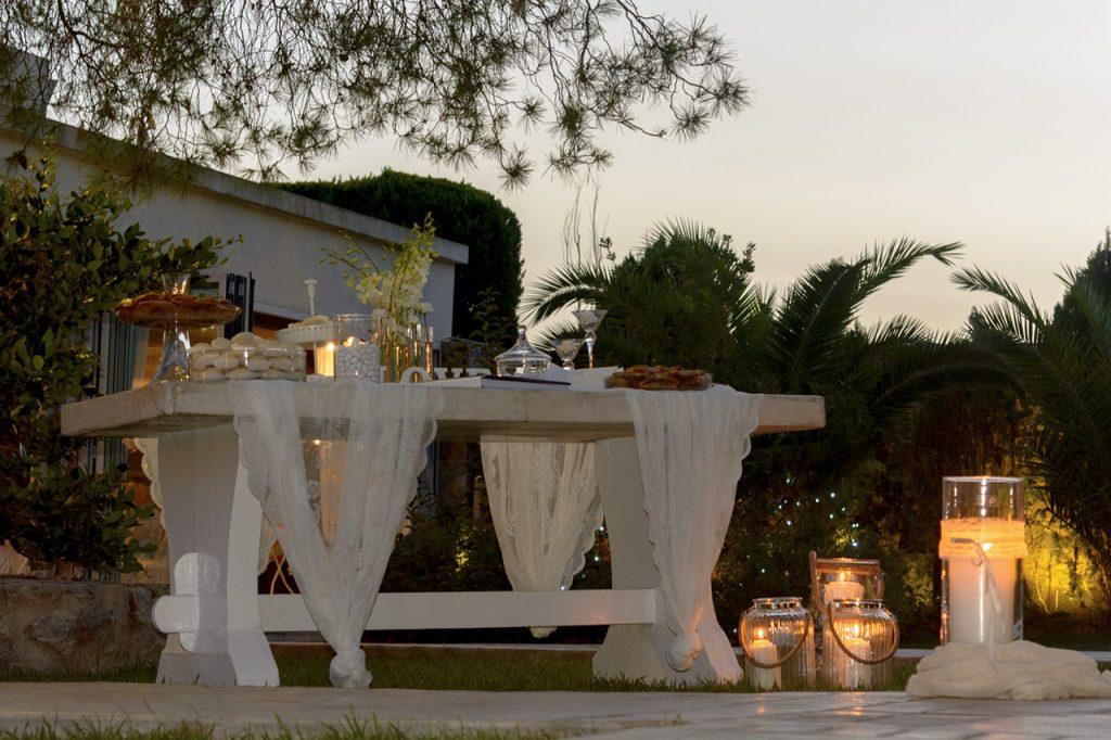 γαμήλιο πάρτυ gamilio party ktima trapezi efxon fanaria
