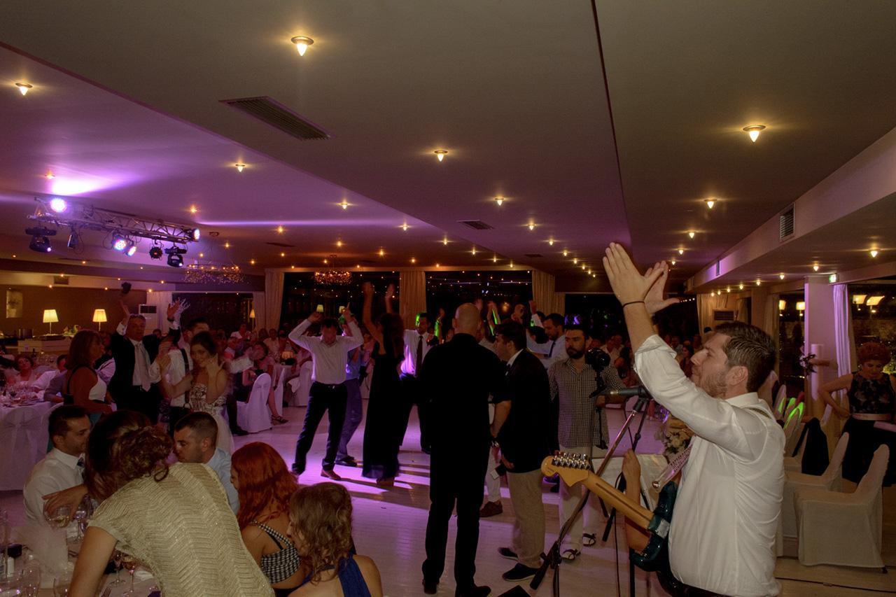 Γαμήλιο πάρτυ στο Κτήμα Αριάδνη