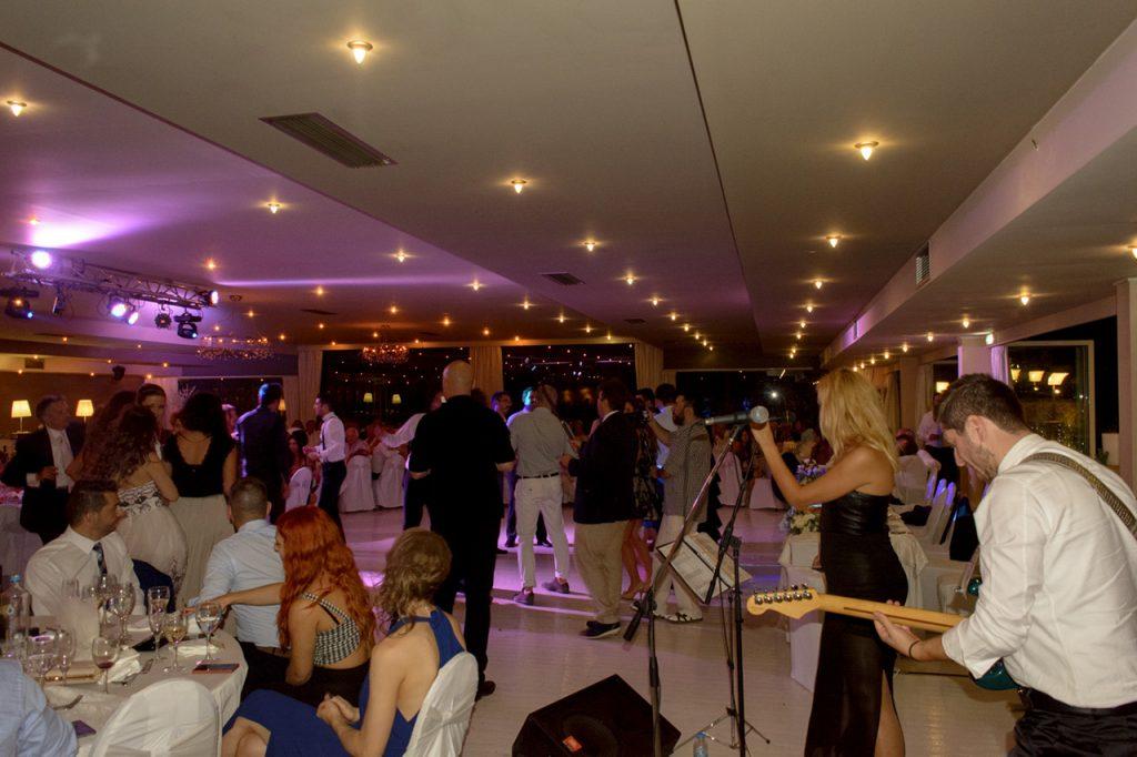 γαμήλιο πάρτυ gamilio party ktima music band