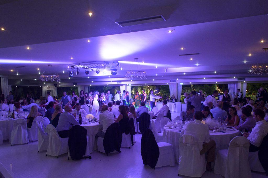 γαμήλιο πάρτυ gamilio party ktima kalesmenoi fotismos