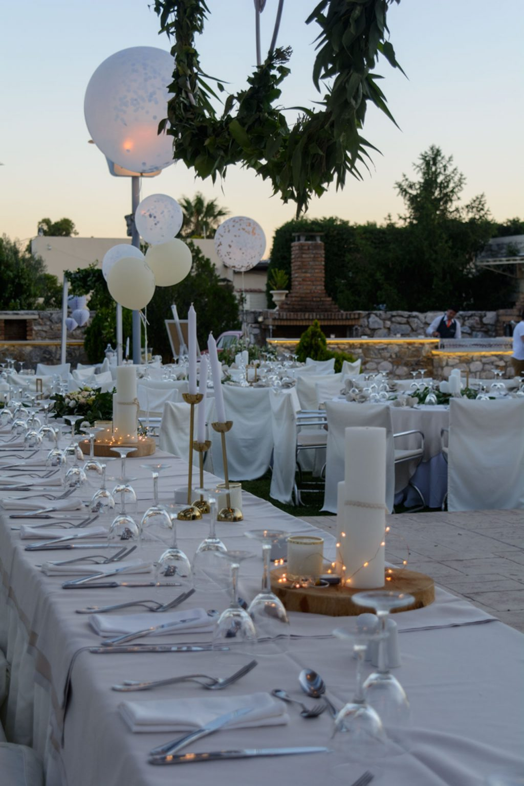 Golden chic wedding στο Κτήμα Αριάδνη