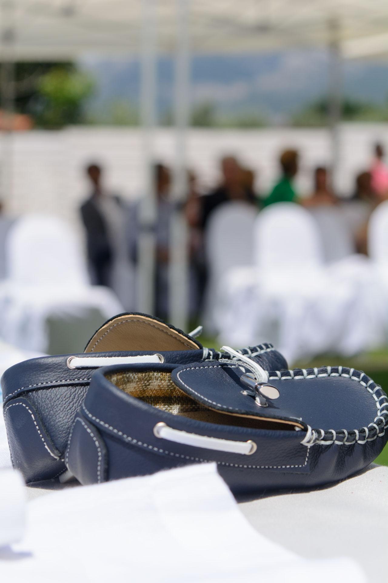 Τα βαπτιστικά παπούτσια του Φίλιππου