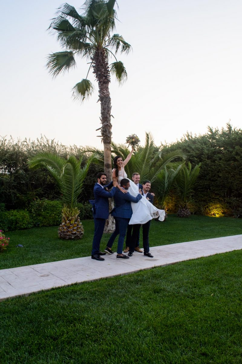 Σε αυτή τη φωτογράφηση μετά τον γάμο όλοι περνούν τέλεια!